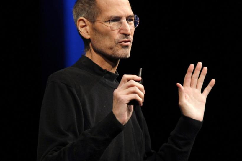 Apple's Steve Jobs