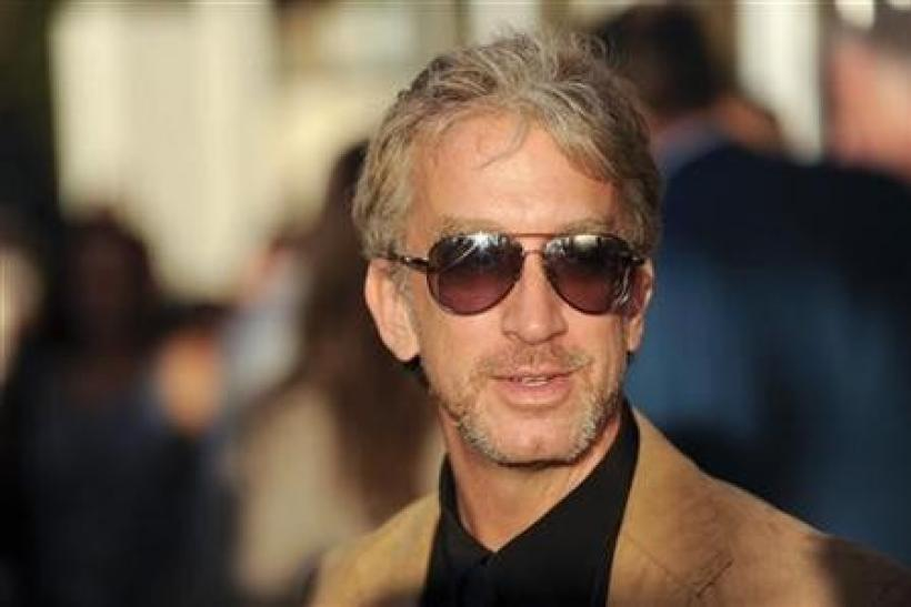 Actor and comedian Andy Dick arrives at the premiere of ''Takers'' in Los Angeles, California
