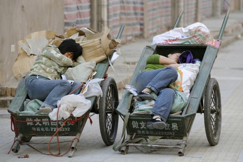 The Chinese Nap