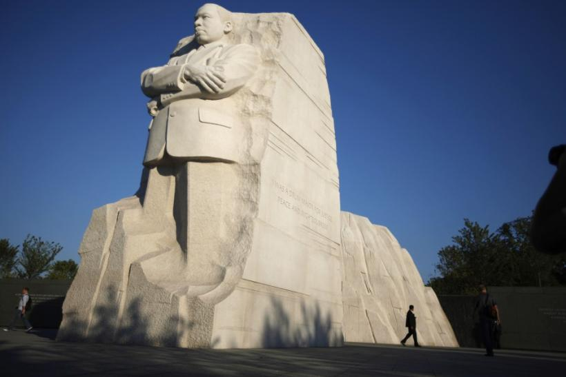 Rev. Martin Luther King Memorial