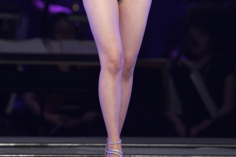 Lee Sung-hye, winner of the 2011 Miss Korea Pageant