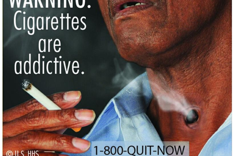 Study Doubts FDA'S Anti-Smoking Label Campaign