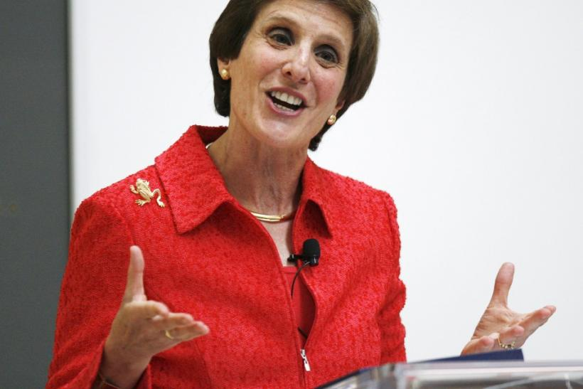 No. 10 - Irene Rosenfeld, CEO Kraft Foods