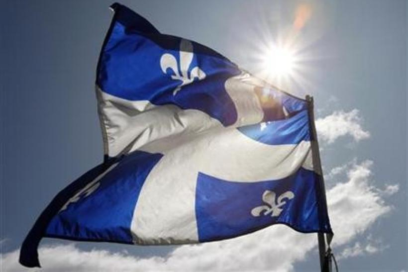 Quebecers fleeing separatists, Liberals, poll shows