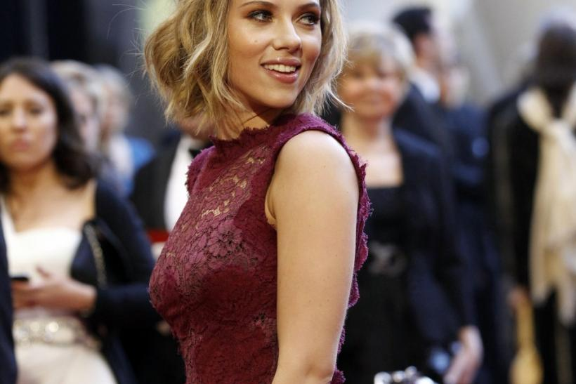 Scarlett Johansson Naked Pictures Leaked On Web-9147