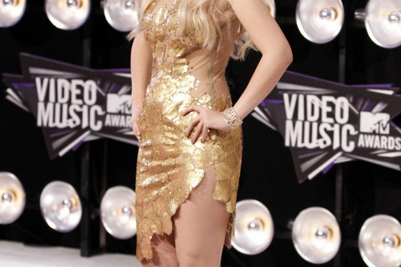 MTV Video Music Awards 2011: Top 10 Red Carpet Fashion.