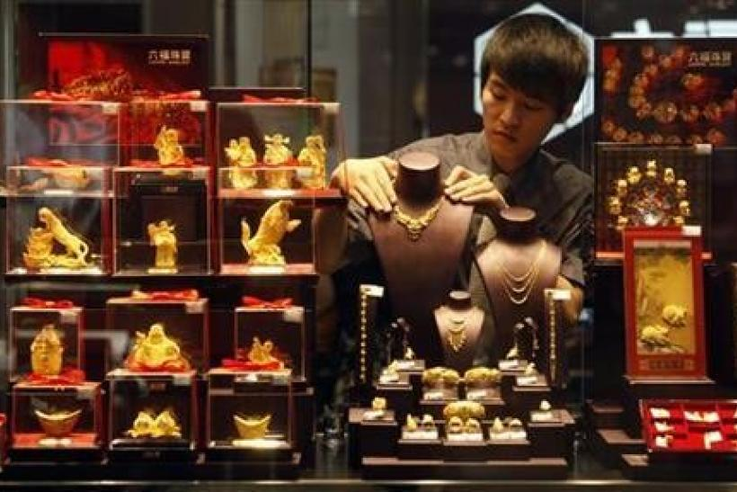 Record prices spawn new wave of China gold bugs