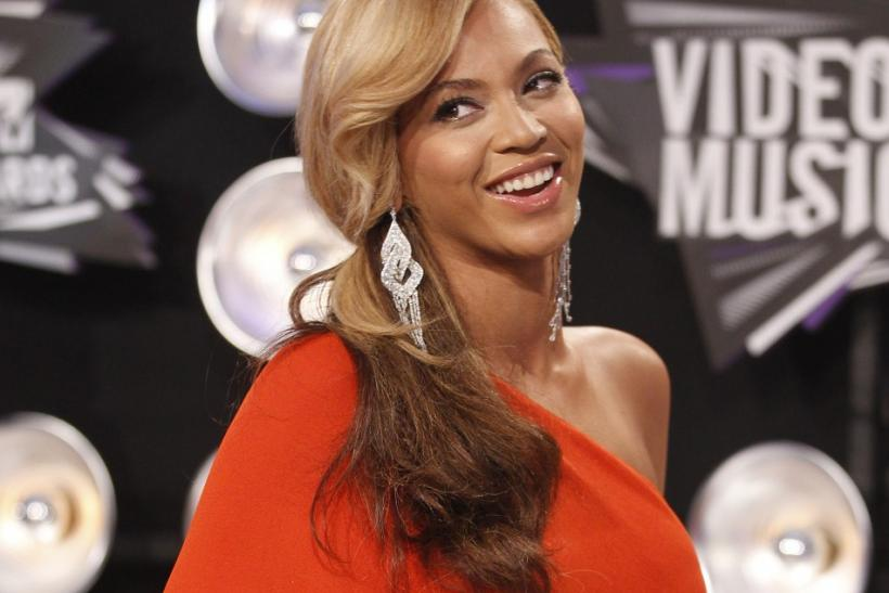 Beyonce at the MTV VMAs