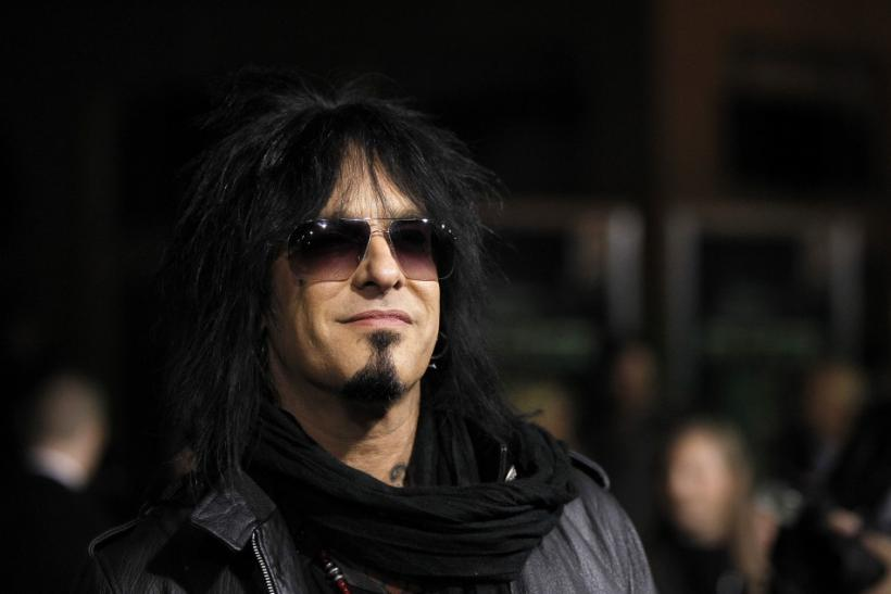 "Sixx attends the premiere of ""Faster"" in Hollywood"