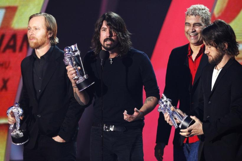 Foo fighters vma