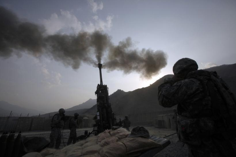 At Issue: U.S. Military Budget