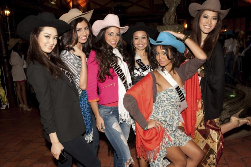 Miss Universe 2011: Which One is Your Favorite Contestant.