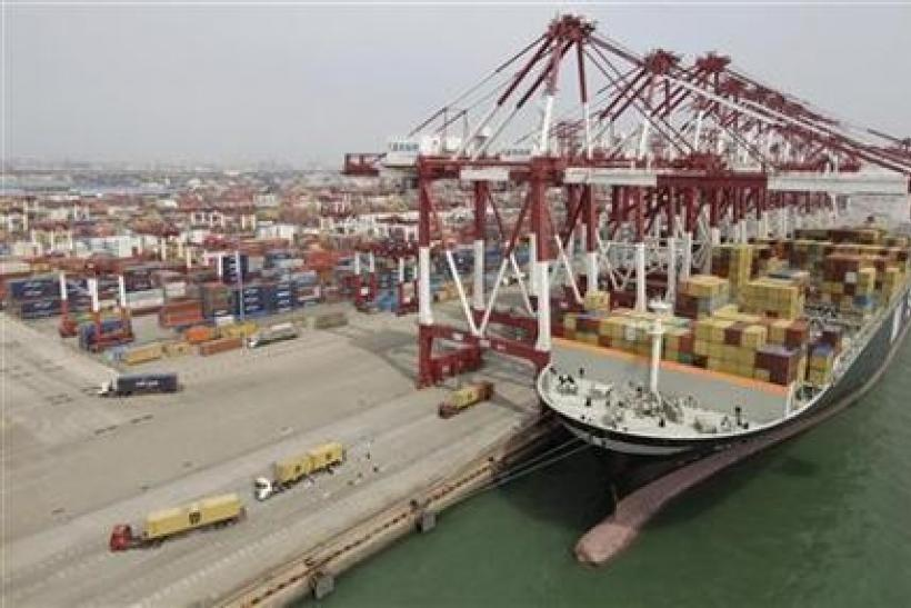 China growth may slide below 9 percent in 2012: FX regulator