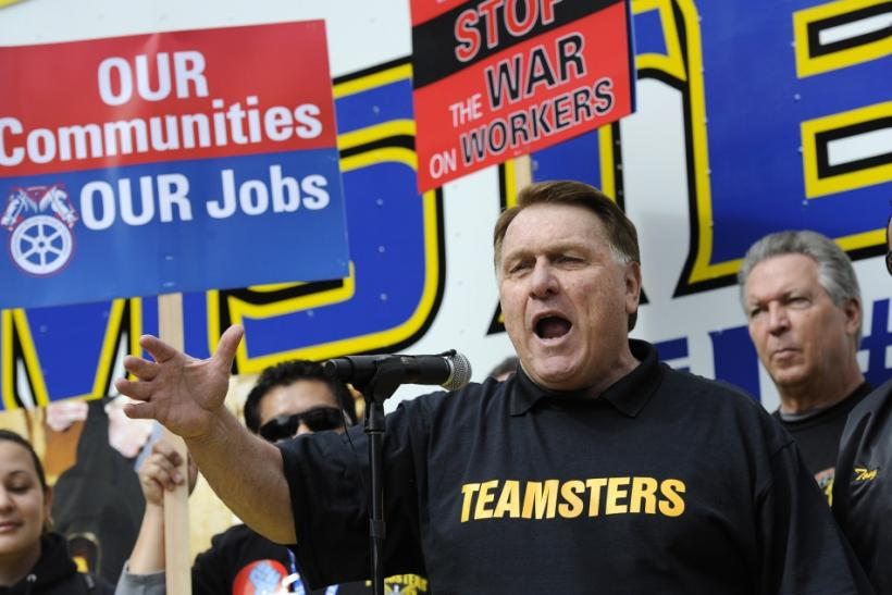 Teamsters General President James Hoffa Jr.