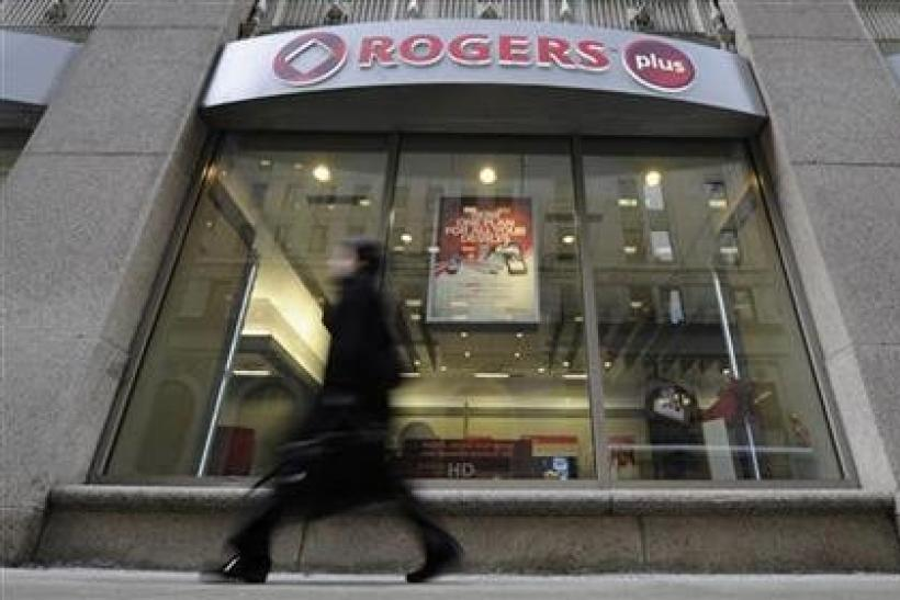 Rogers Communications applies to offer credit cards