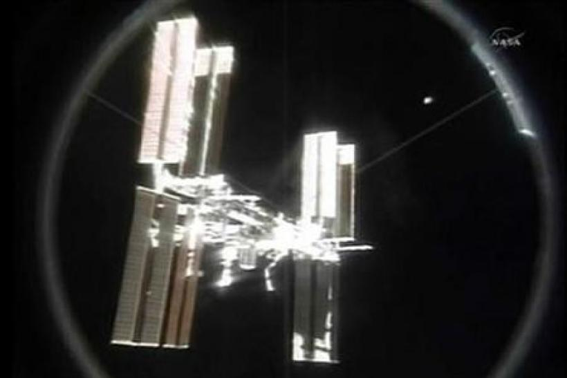 Rocket failure exposes space station vulnerability