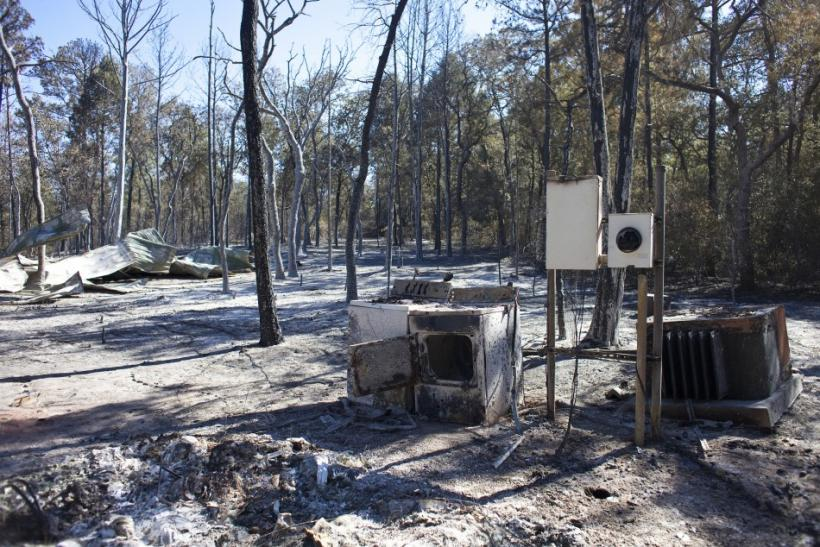 Texas Crew Gaining Control Over Wildfire