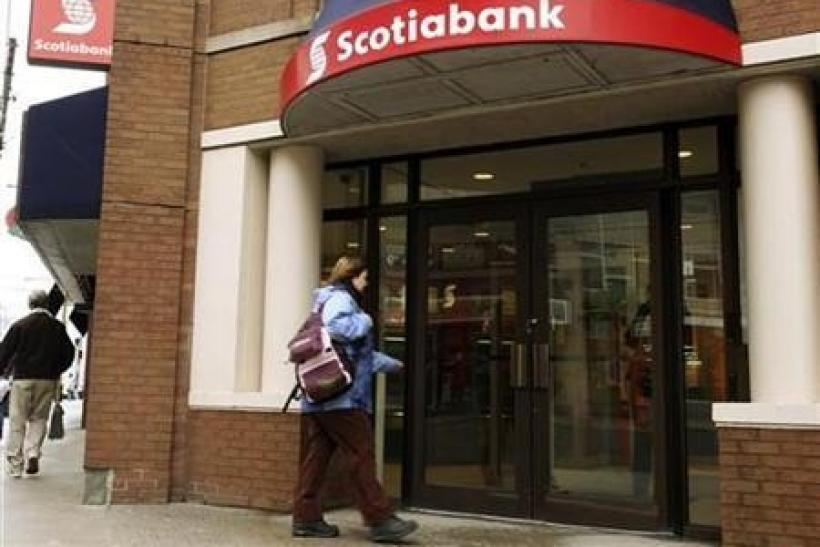 Scotiabank buys into Guangzhou Bank for C$719 million