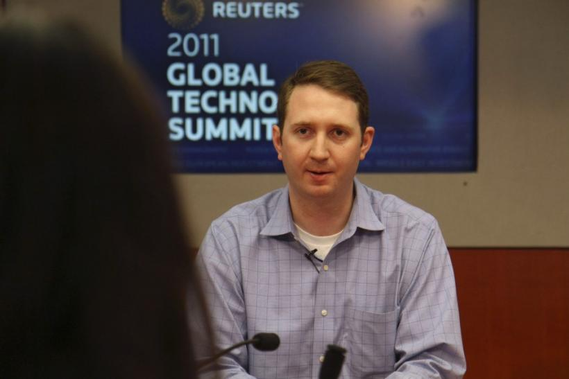 LivingSocial co-founder and CEO Tim O'Shaughnessy