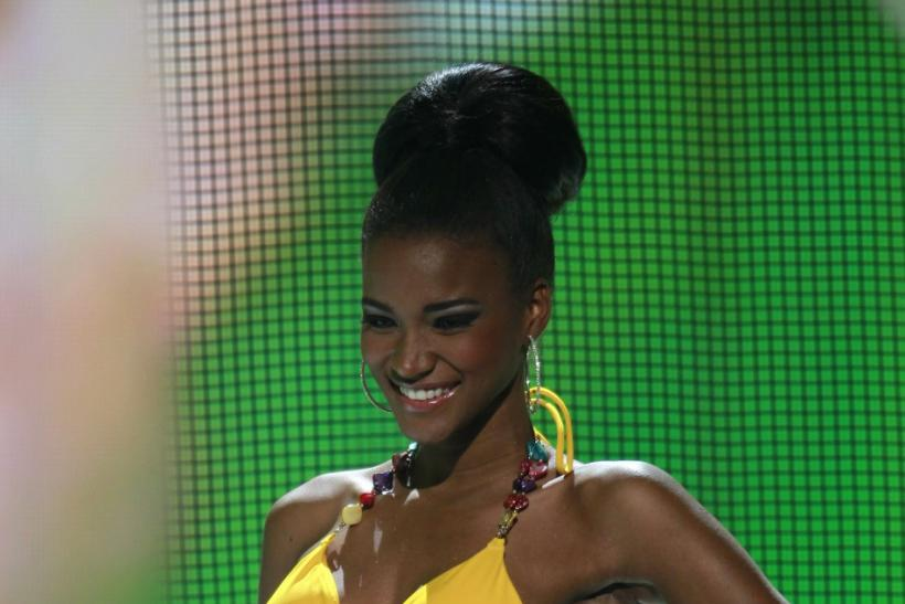 Leila Lopes becomes the first Miss Universe from Angola [Photos]