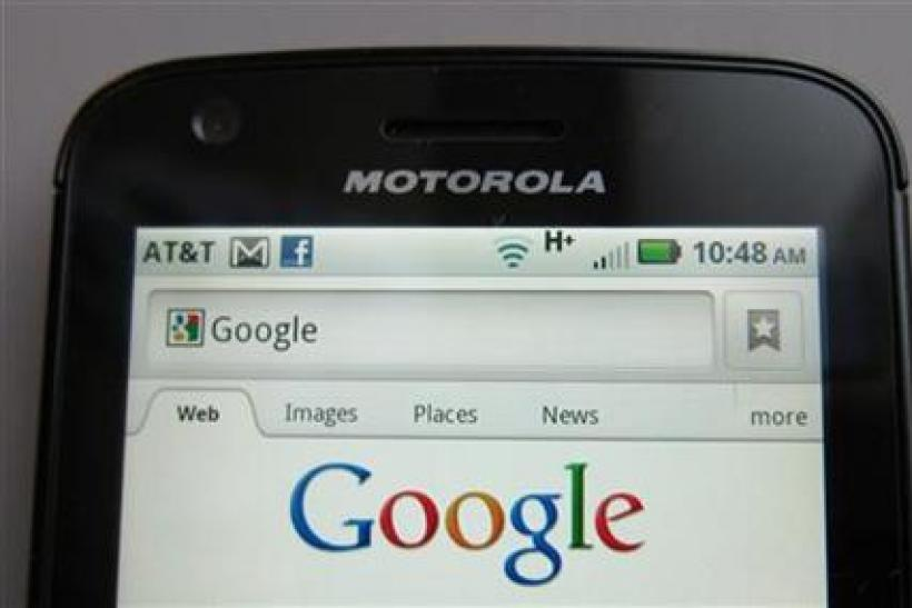 Google Puts More Icing on its Motorola Bid