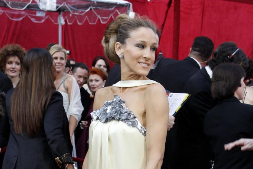 Sarah Jessica Parker arrives at the 82nd Academy Awards in Hollywood