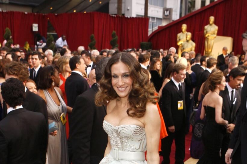 Actress Sarah Jessica Parker arrives at the 81st Academy Awards