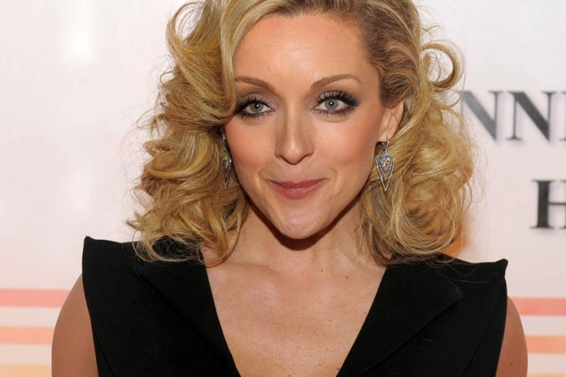 Actress Jane Krakowski arrives for Kennedy Center Honors Gala in Washington