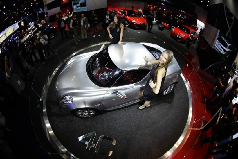 Frankfurt Motor Show 2011: Top 10 Hot Sexy Wheels.