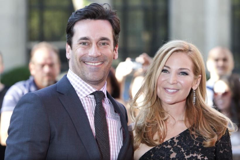 Jon Hamm and Jennifer Westfeldt (Friends With Kids)