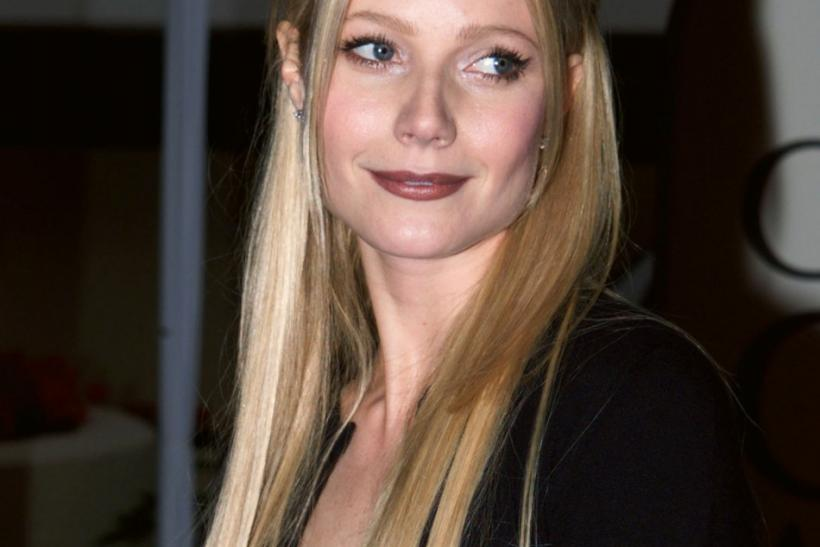 Actress Gwyneth Paltrow arrives at the 56th Annual Golden Globe Awards in Beverly Hills January 24.