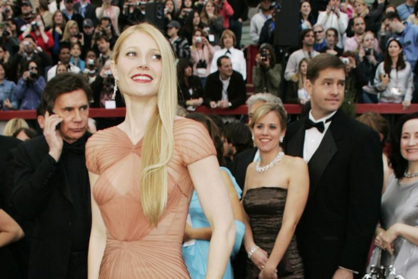 Actress and presenter Gwyneth Paltrow arrives at the 79th Annual Academy Awards in Hollywood