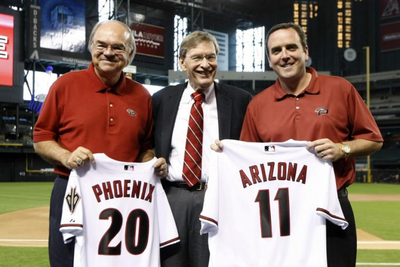 Arizona Diamondbacks president and CEO Derrick Hall will undergo surgery for prostate cancer next week after he was diagnosed in September. Hall is set to have the operation on Nov. 8.