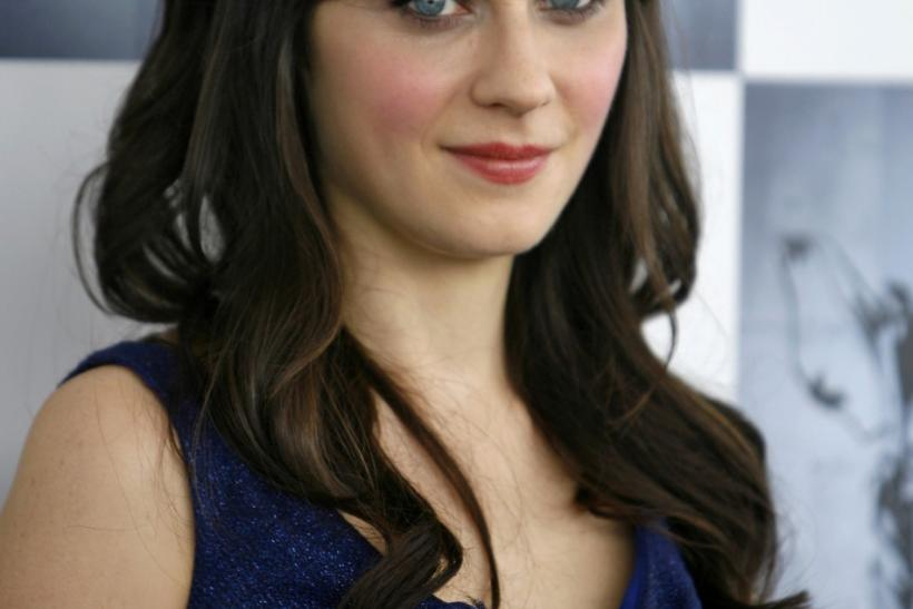 Actress Zooey Deschanel arrives at the 24th annual Spirit Awards in Santa Monica, California February 21, 2009.