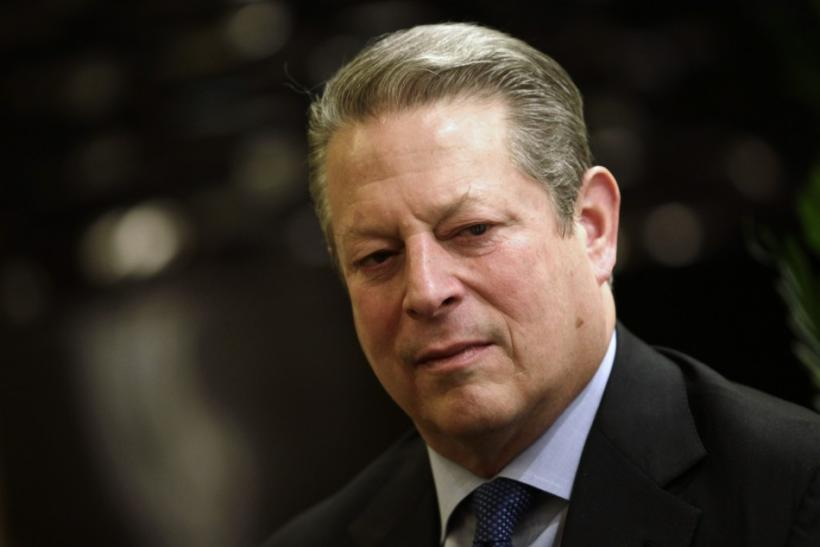 Former U.S. vice president Al Gore attends the 2011 Global Urban Development Forum in Beijing. Reuters/Jason Lee