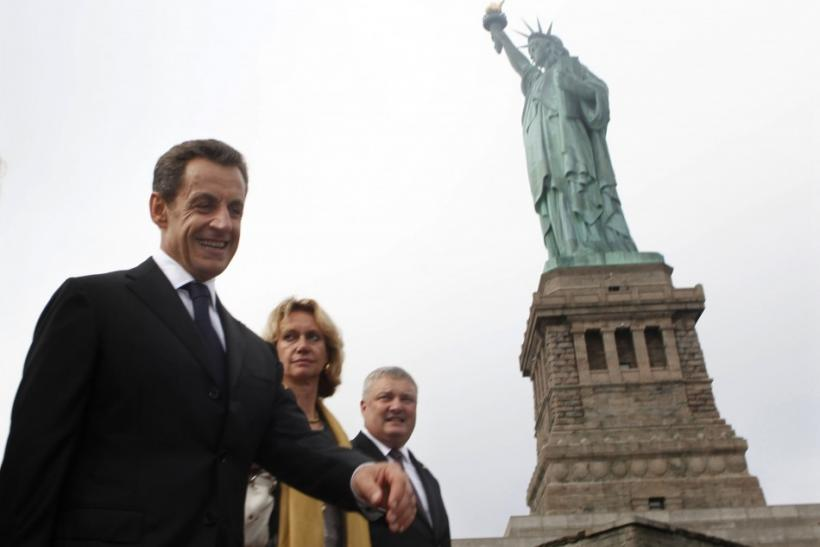 France, NYC Celebrate 125 Years of Statue of Liberty