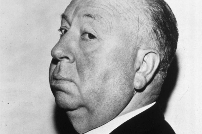 100 ANNIVERSARY OF BIRTH OF ALFRED HITCHCOCK.