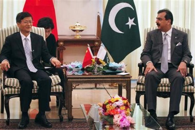 Pakistan turns to China as ties with U.S. suffer
