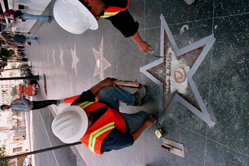 Walk of Fame repair