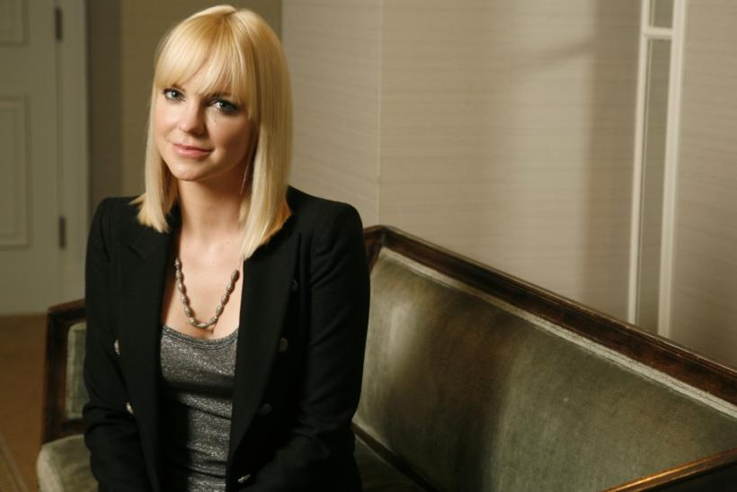 "Actress Anna Faris poses for photos in promotion of her upcoming film ""What's Your Number?"" in Santa Monica, California"