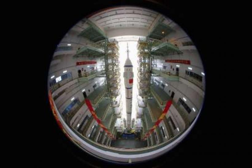 China's Manned Spaceship
