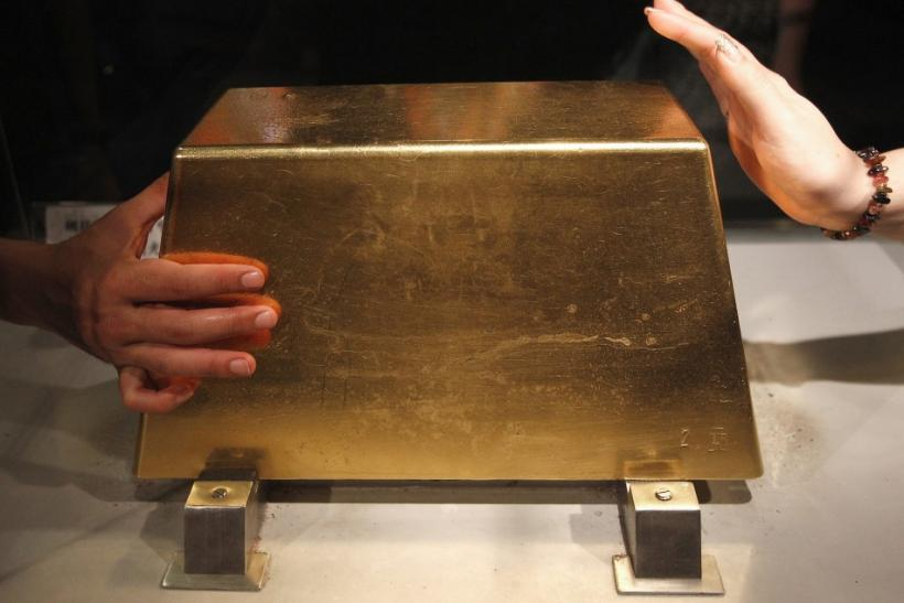 220 kg block of gold