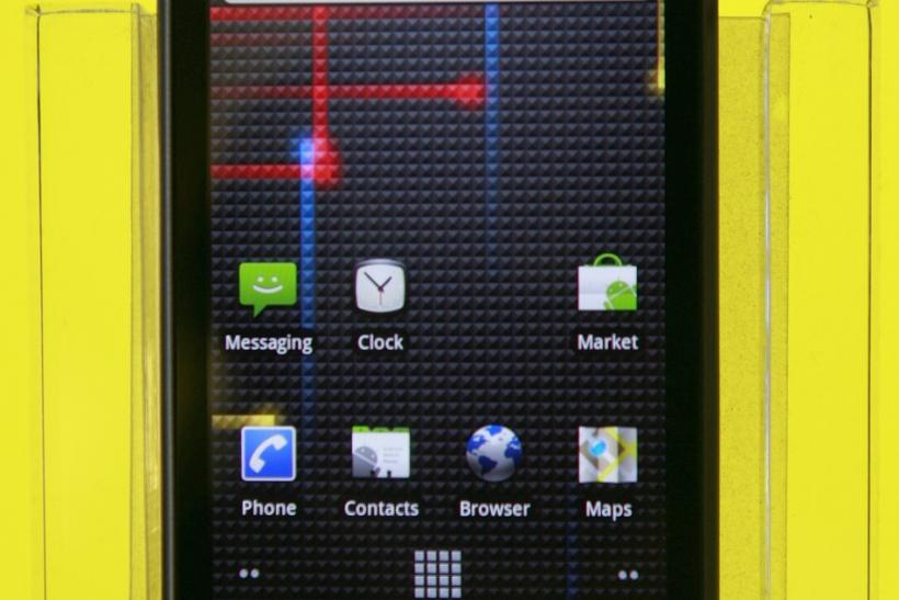 Google's Nexus One
