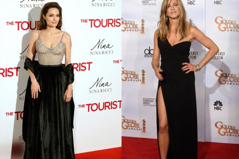 Jennifer Aniston versus Angelina Jolie: whose fashion is outstanding?