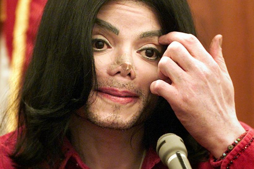 Michael Jackson's Changing Faces