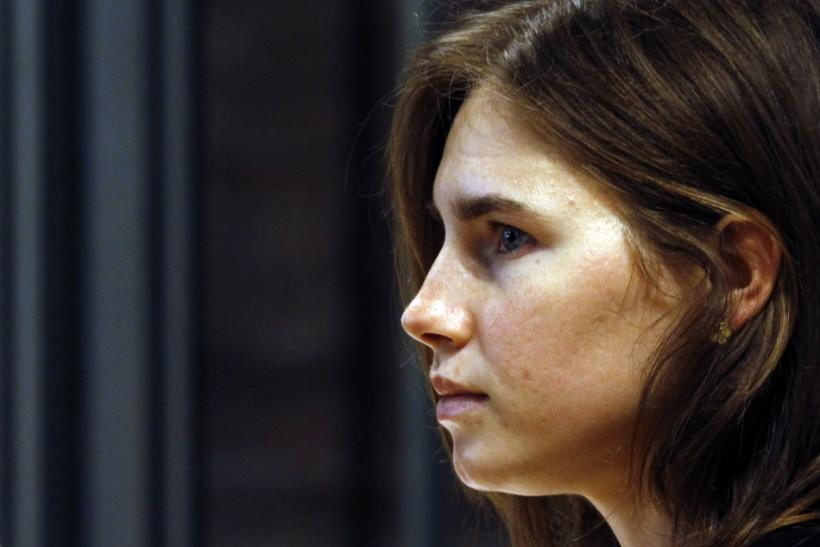 Amanda Knox's Four Years in Court