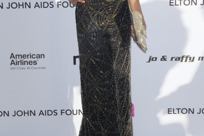 Actress Stacey Dash arrives at the 18th Annual Elton John AIDS Foundation Academy Award Viewing Party in West Hollywood, California