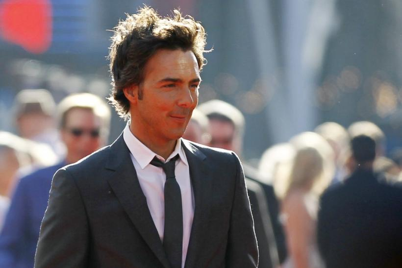 "Director Shawn Levy poses at the premiere of ""Real Steel"" in Los Angeles"