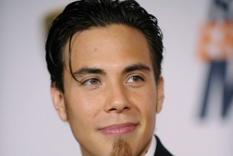 Olympic gold medalist Apolo Anton Ohno attends the 17th annual Race to Erase MS gala in Los Angeles