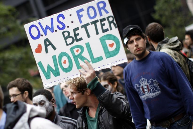 Occupy Wall Street: Police Arrest Over 80 Protesters as Campaign Spreads